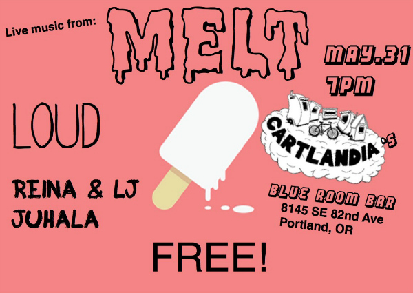 larger melt flyer